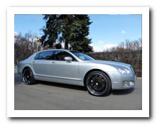 ������� Bentley Continental Flying Spur Speed 2005 �.�.