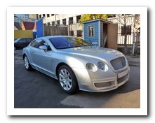 ������� Bentley Continental GT 2004 �.�.