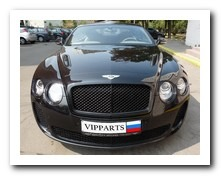 Продажа Bentley Continental GT Supersports 2010 г.в.
