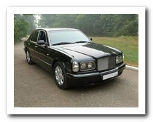 ������� Bentley Arnage Red Label 2000 �.�.